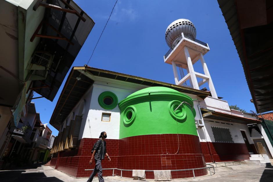 Masjid Peneleh Surabaya, Warisan Luhur Sunan Ampel Penyangga Keimanan Umat-6