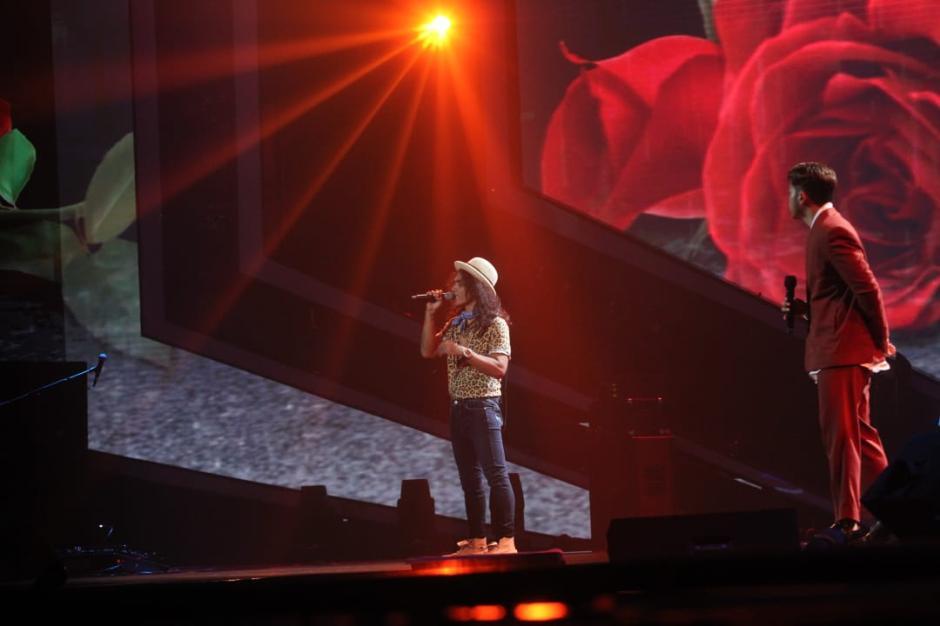 Duet di Panggung Grand Final Indonesian Idol, Kaka: Mark Paket Lengkap-2