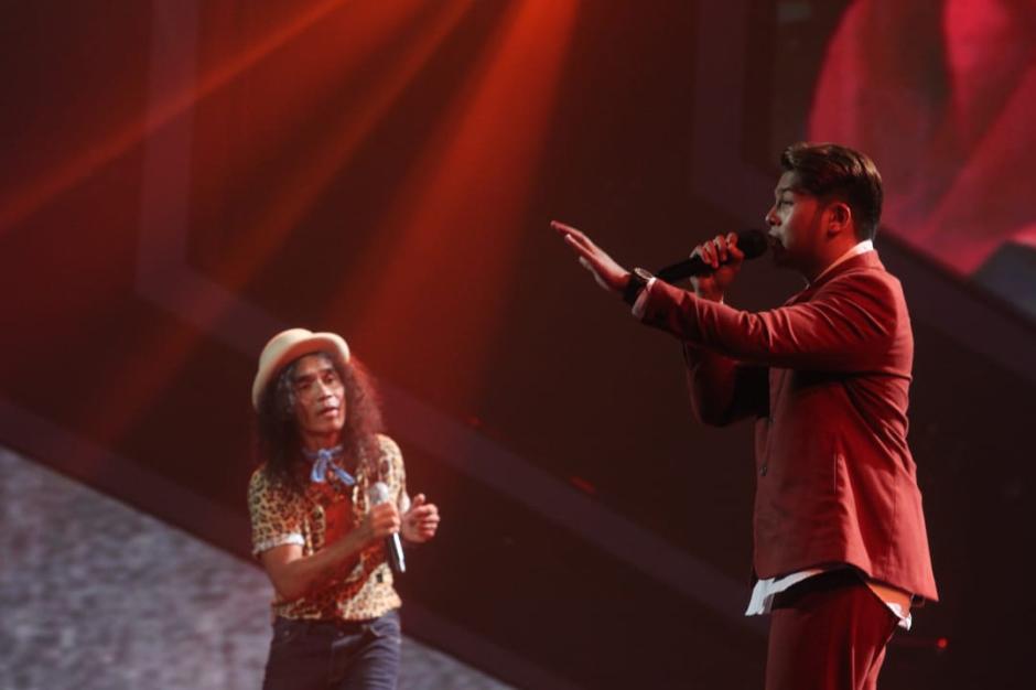 Duet di Panggung Grand Final Indonesian Idol, Kaka: Mark Paket Lengkap-4