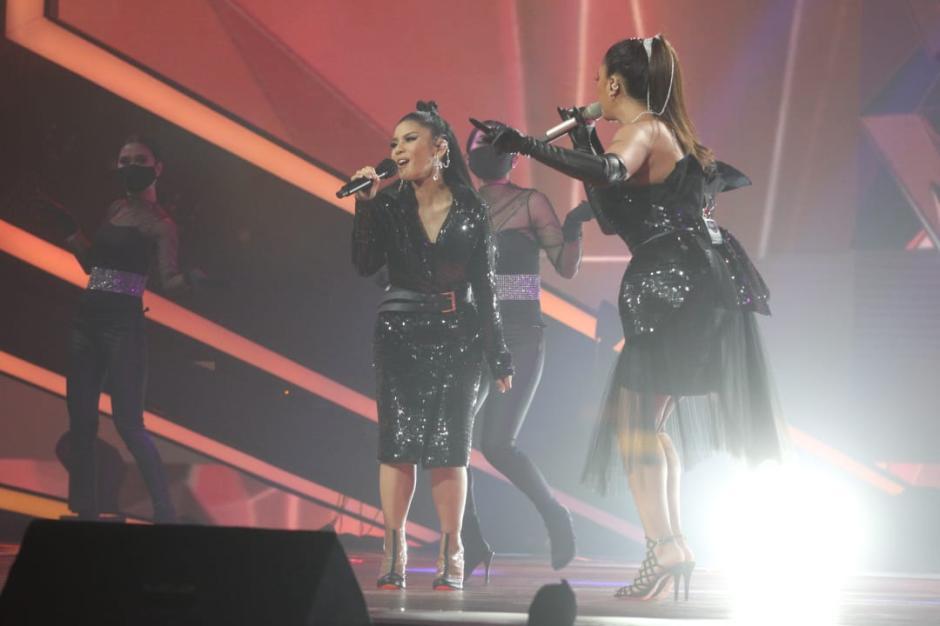 Tampil Kompak, Marion Jola dan Rimar Callista Bius Juri Indonesian Idol-0