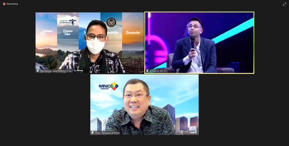 MNC Group Gelar Webinar Semangat Ekonomi Kreatif di Tengah Masa Pandemi-4