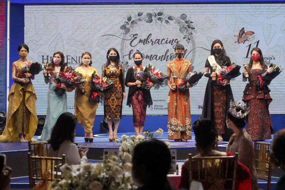 21 Perempuan Cantik Berprestasi Raih Penghargaan IBW 2020-2021-0