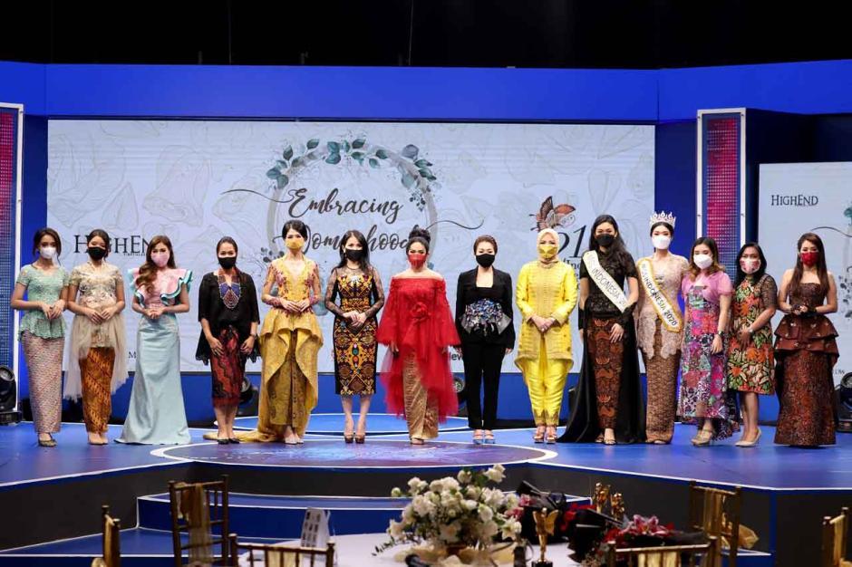 21 Perempuan Cantik Berprestasi Raih Penghargaan IBW 2020-2021-6