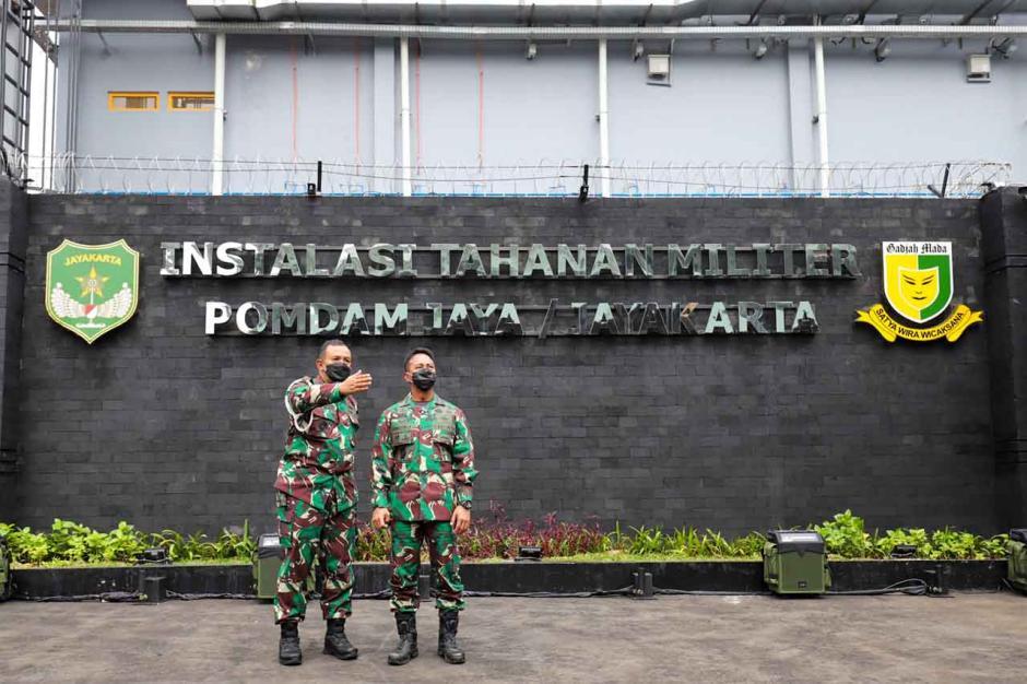 KSAD Resmikan Rumah Tahanan Militer Canggih Berbasis Artificial Intelligence-2