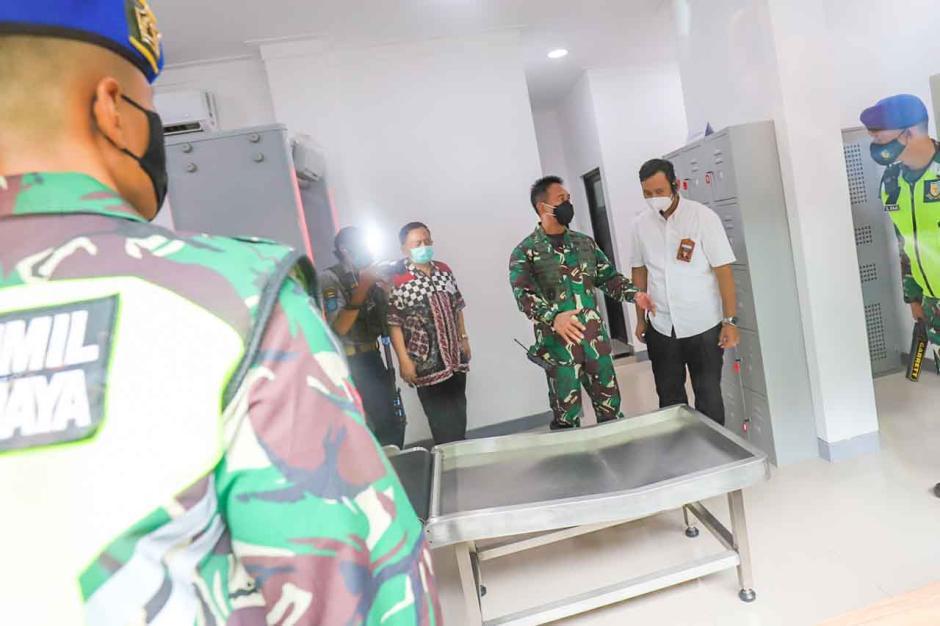 KSAD Resmikan Rumah Tahanan Militer Canggih Berbasis Artificial Intelligence-0