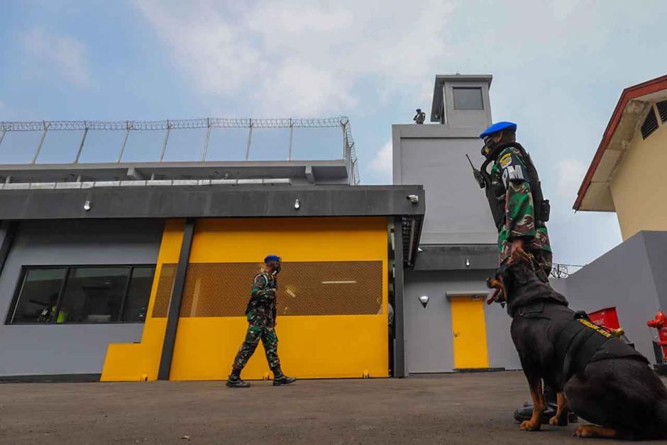 KSAD Resmikan Rumah Tahanan Militer Canggih Berbasis Artificial Intelligence-4