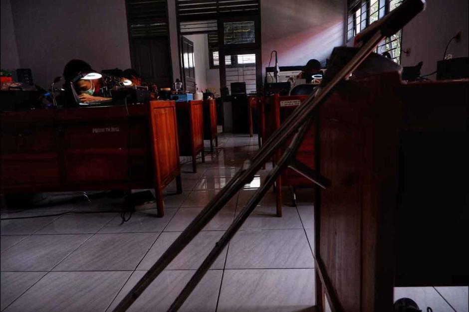 Mengintip Aktivitas di Balai Rehabilitasi Sosial Penyandang Disabilitas Fisik-5
