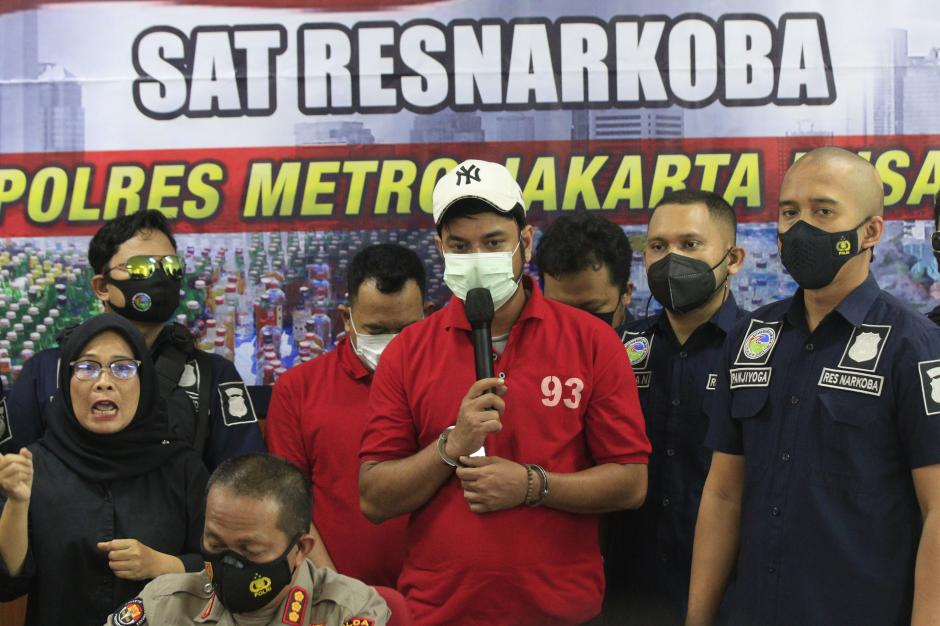 3 Kali Terjerat kasus Narkoba, Rio Reifan Belum Sadar-1
