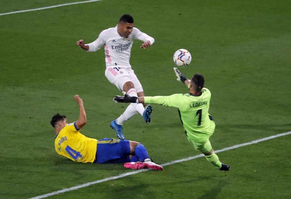 Benamkan Cadiz 3-0, Real Madrid Kembali Kuasai Klasemen-2