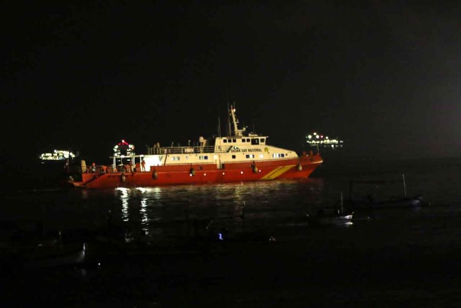 Kapal SAR Antasena 234 Dikerahkan Mencari KRI Nanggala-1
