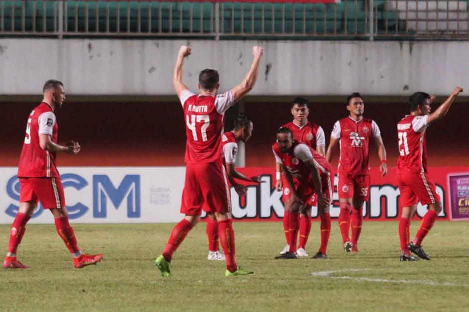 Final Piala Menpora 2021: Persija Tundukkan Persib 2-0-1