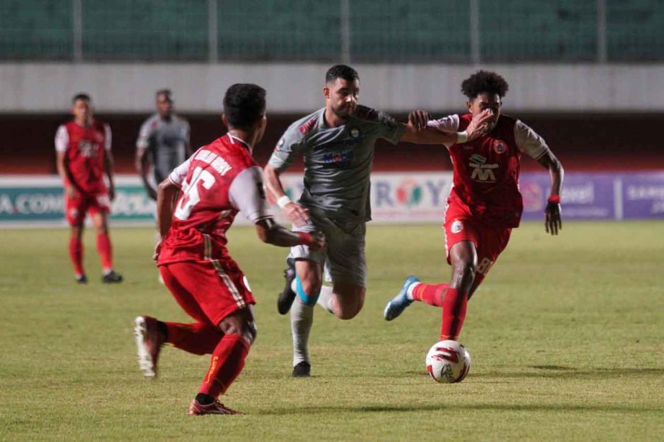 Final Piala Menpora 2021: Persija Tundukkan Persib 2-0-0