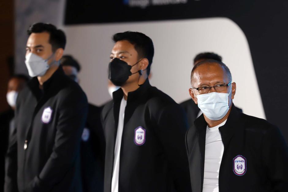 Ngeri, Cristian Gonzales dan Syamsir Alam Jadi Ujung Tombak di Rans Cilegon FC-4
