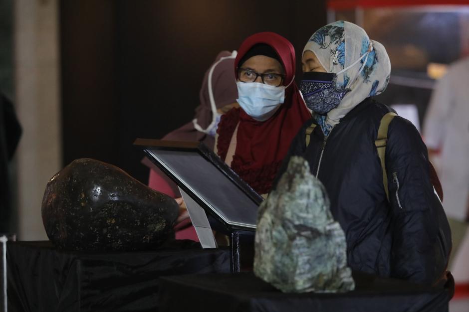 40 Artefak Peninggalan Nabi Muhammad dan Sahabat Dipamerkan di JIC-1