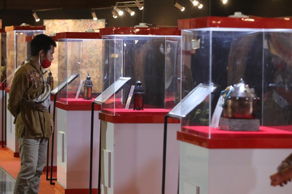 40 Artefak Peninggalan Nabi Muhammad dan Sahabat Dipamerkan di JIC-7