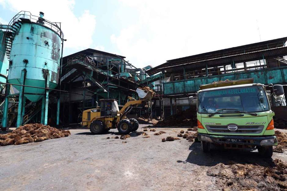 Mengintip Produksi Pabrik Kelapa Sawit di Sawit Sumbermas Sarana-6