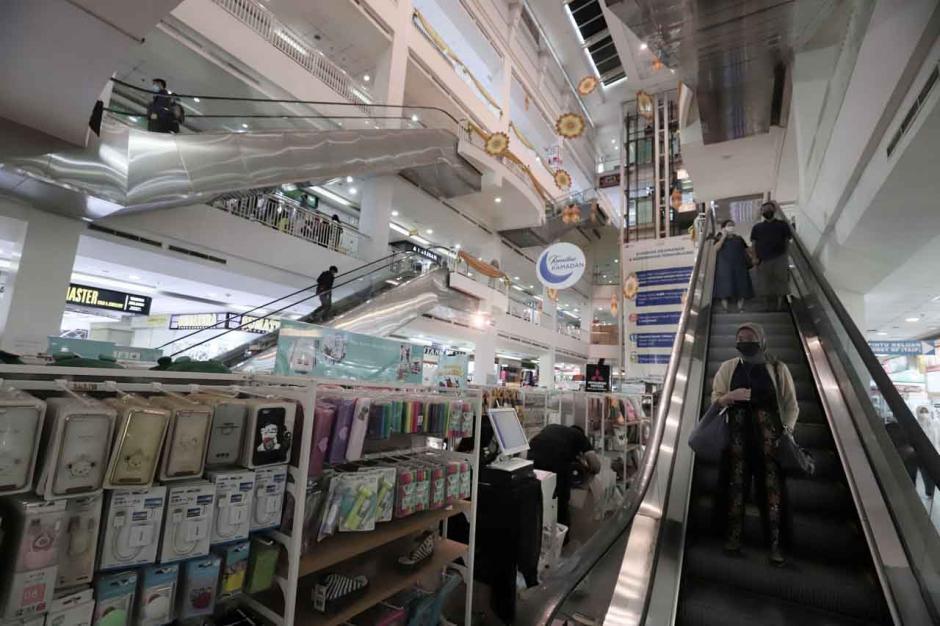 Mall Diprediksi Dibanjiri Pengunjung Imbas Kebijakan Larangan Mudik-3