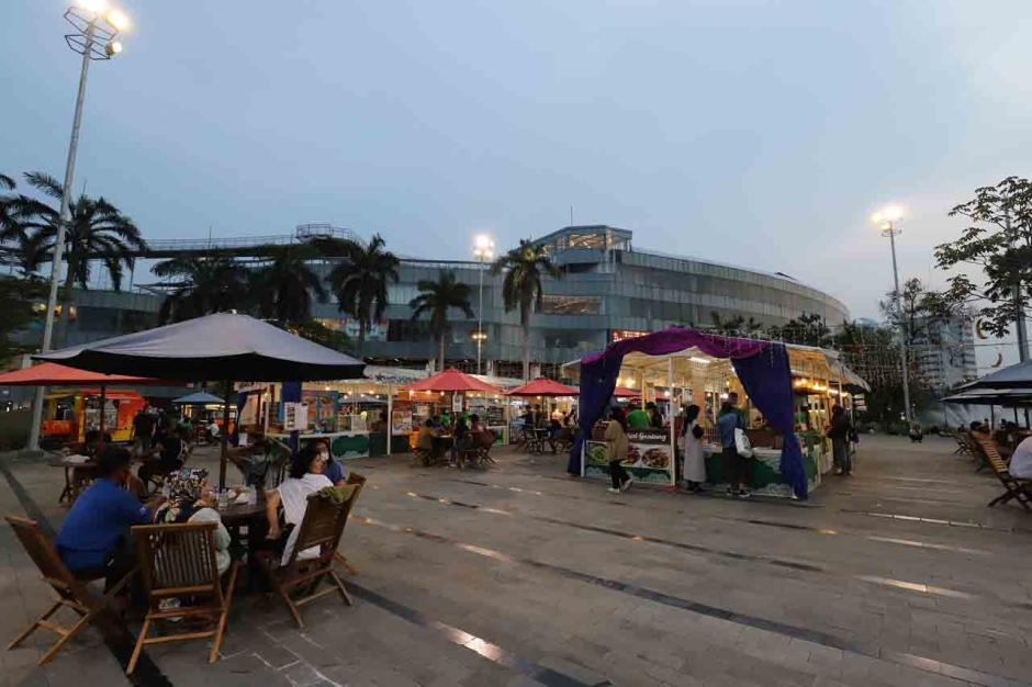 Bertema Blissfull Ramadhan, Senayan Park Gelar Fashion dan Food Festival-2