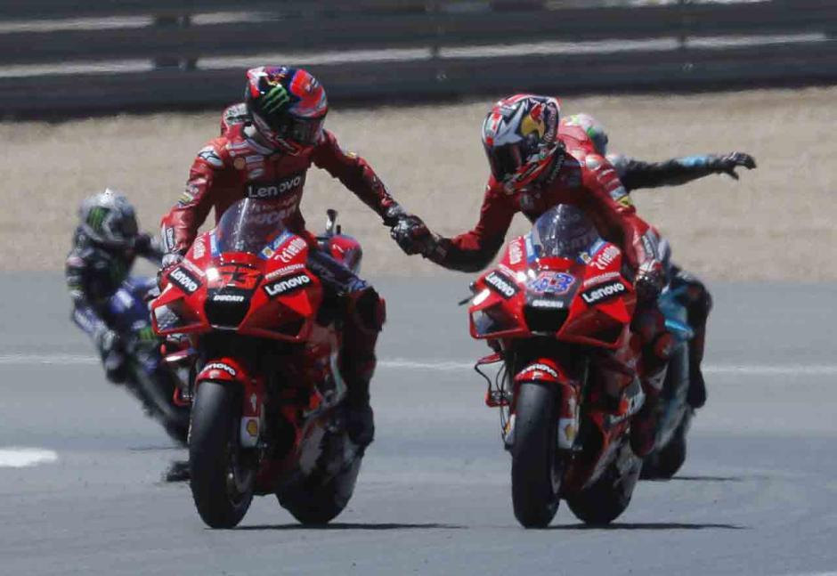 Jack Miller Juarai MotoGP Spanyol 2021-3
