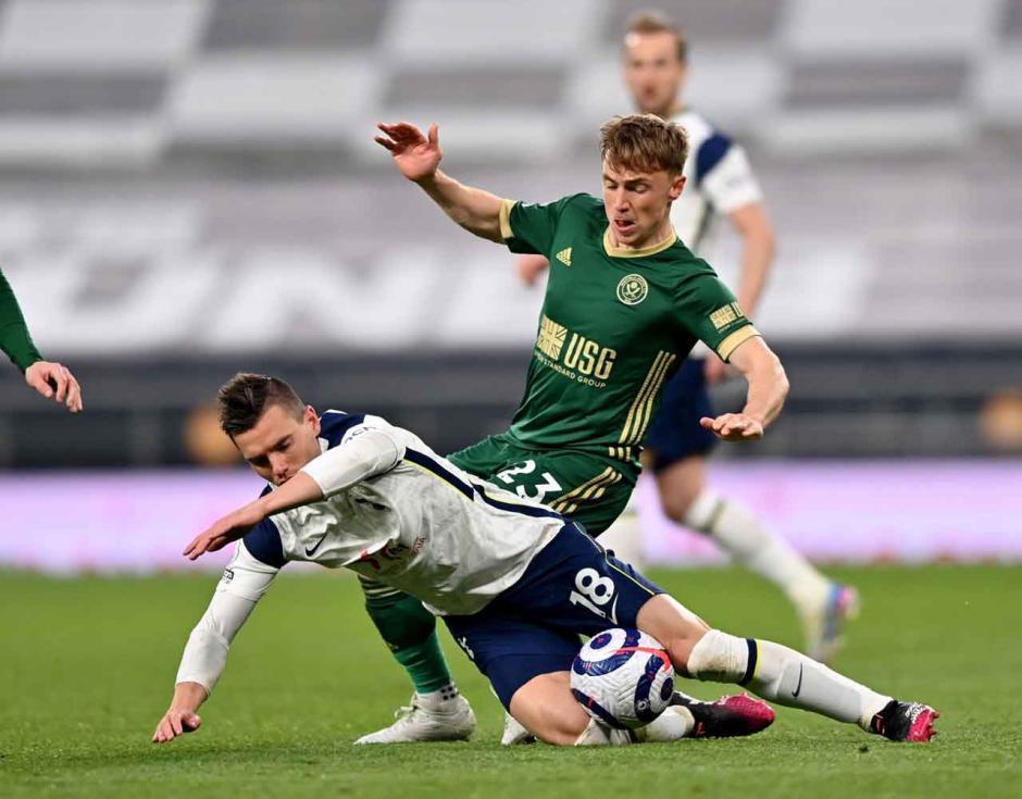 Bale Hattrick, Tottenham Pesta Gol-2