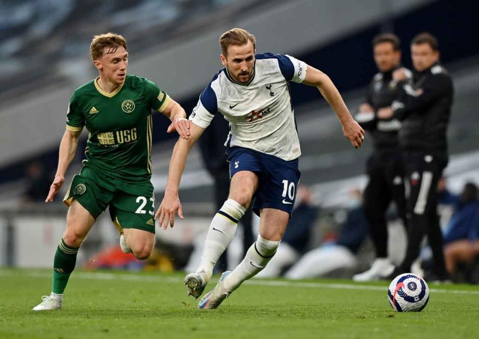 Bale Hattrick, Tottenham Pesta Gol-1