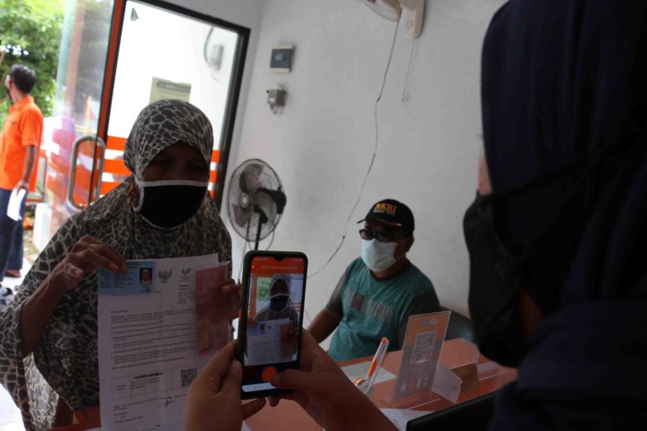 Warga Pulau Pramuka Terima Bantuan Sosial Tunai Tahap 3 dan 4-2