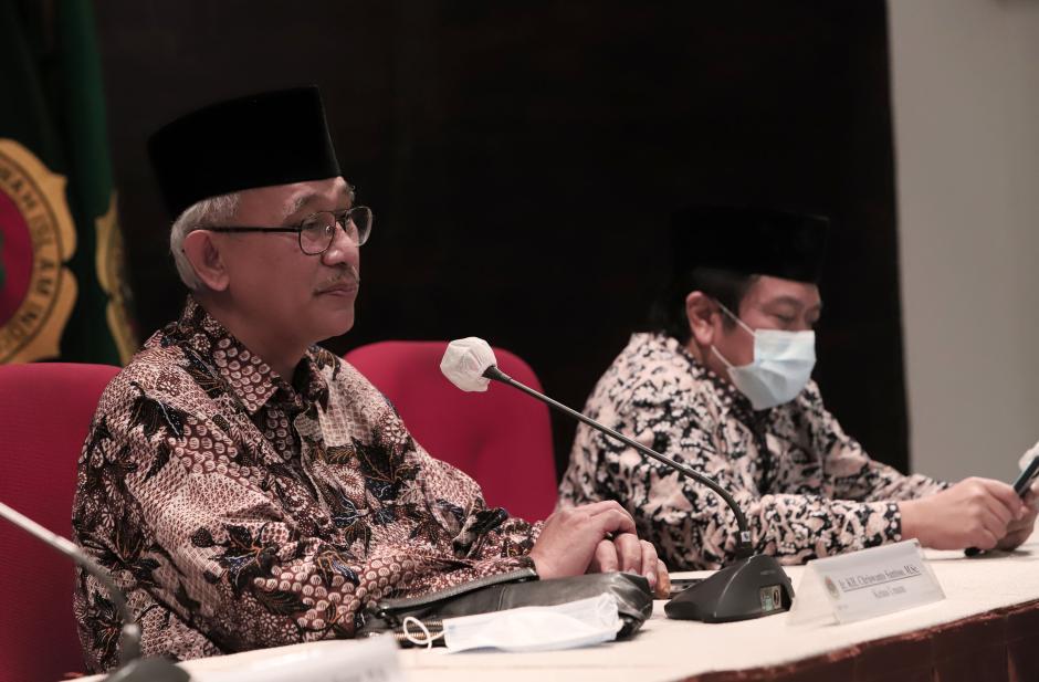 LDII: Jadikan Ramadhan dan Gotong Royong Modal Tangani Pandemi-0