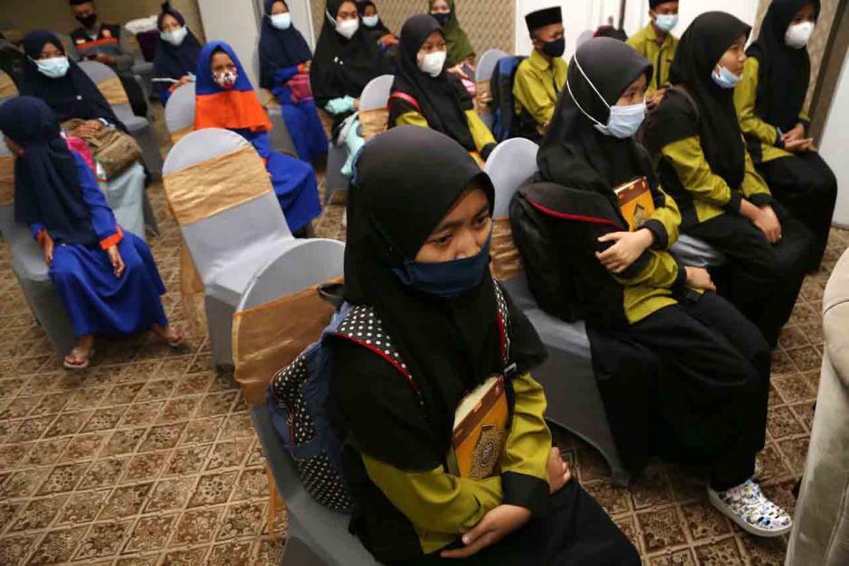 Royal Singosari Hospitality Gelar Bukber dengan Penghapal Al-Quran dan Anak Yatim-2