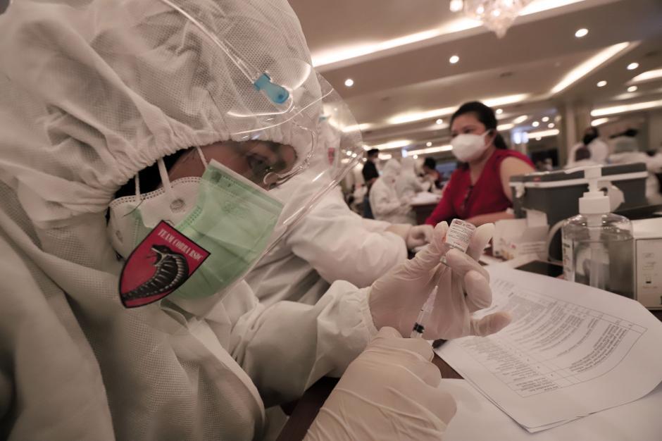 Vaksinasi Covid-19 untuk Pekerja dan Buruh-1