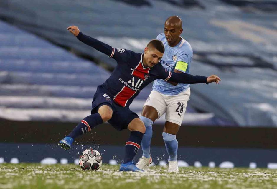 Singkirkan PSG, Manchester City Lolos ke Final Liga Champions-1