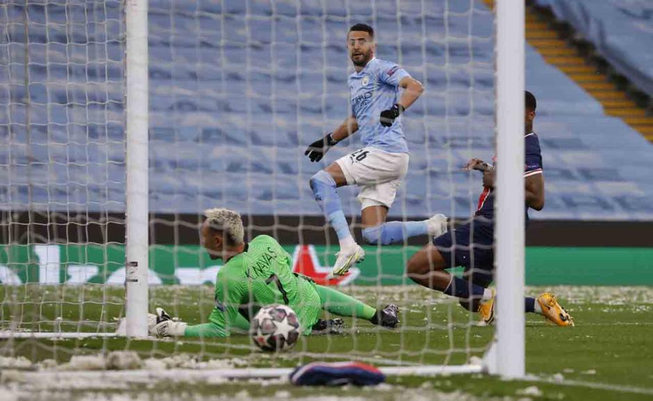 Singkirkan PSG, Manchester City Lolos ke Final Liga Champions-3