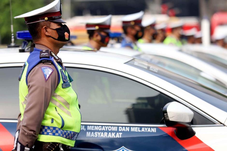Polda Metro Jaya Gelar Operasi Ketupat 2021-1