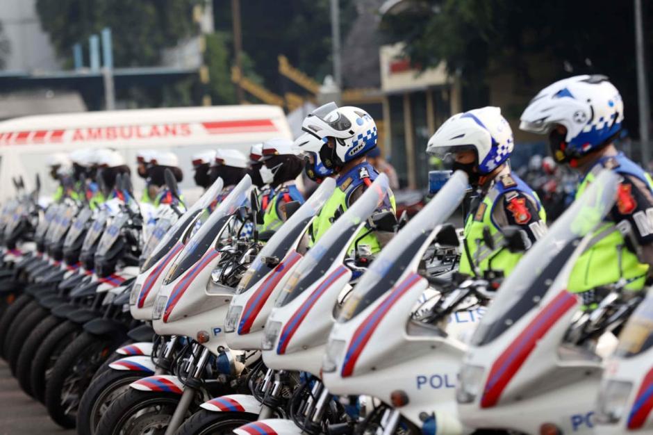 Polda Metro Jaya Gelar Operasi Ketupat 2021-0