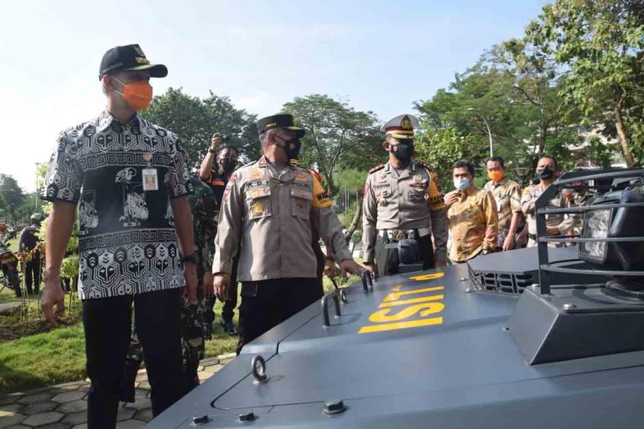 Polda Jateng Gelar Operasi Ketupat Candi-5
