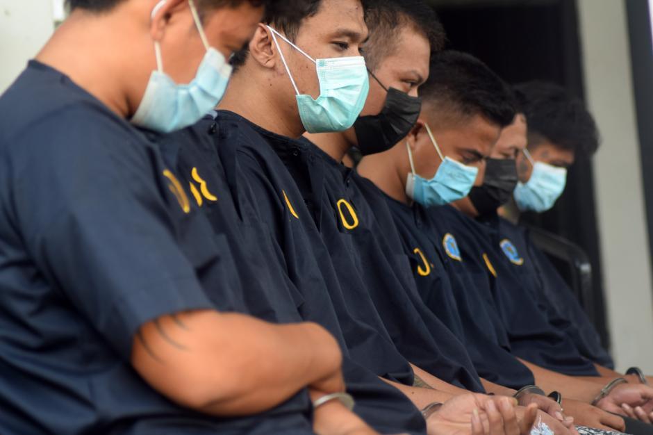 Gagalkan Peredaran Sabu Jelang Lebaran, BNNP Jateng Bekuk Komplotan Sindikat Narkotika-2
