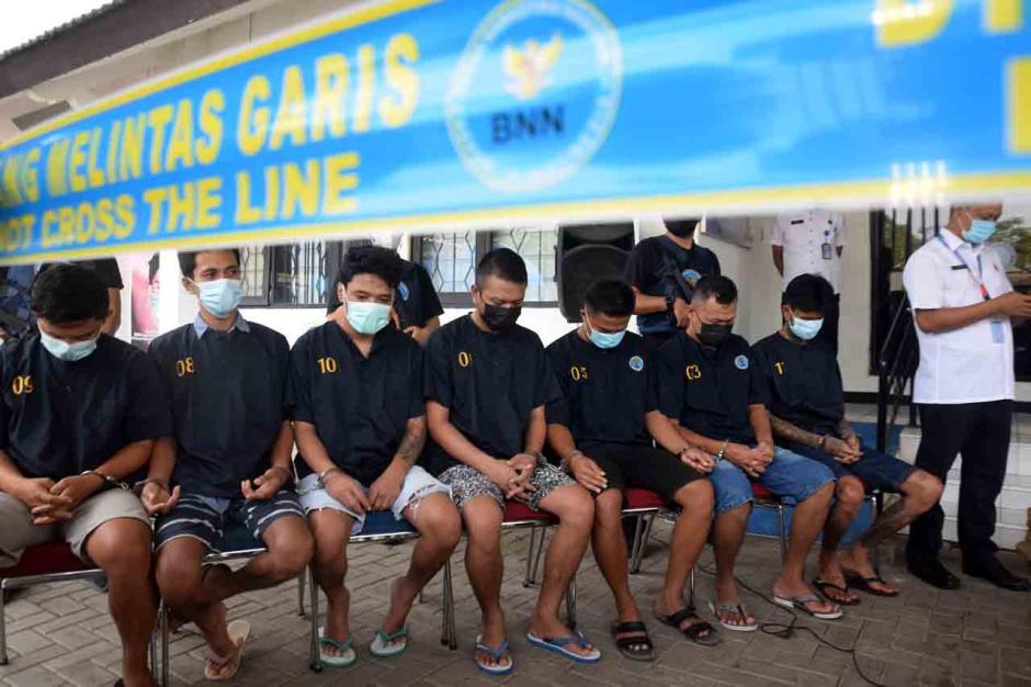 Gagalkan Peredaran Sabu Jelang Lebaran, BNNP Jateng Bekuk Komplotan Sindikat Narkotika-1