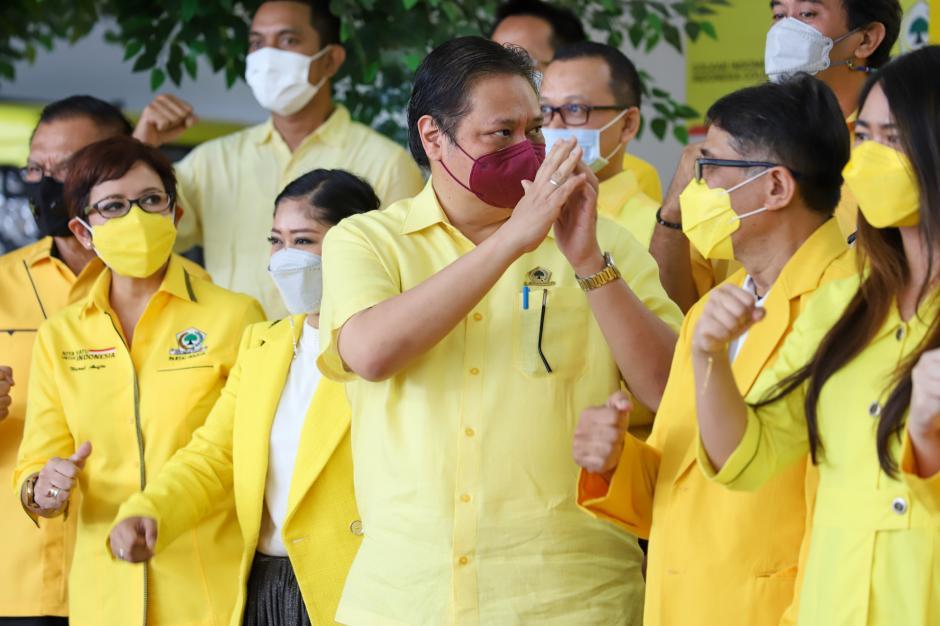 Airlangga Hartarto Kukuhkan Pengurus LKI DPP Partai Golkar-2