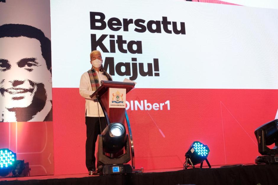 Caketum Kadin Anindya Bakrie Konsolidasi ke Makassar-3
