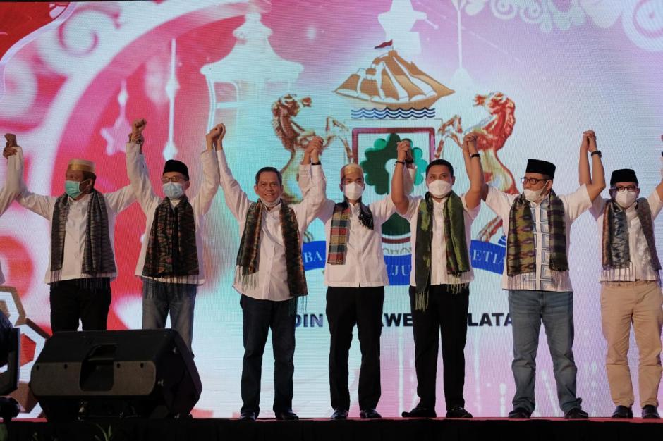 Caketum Kadin Anindya Bakrie Konsolidasi ke Makassar-0