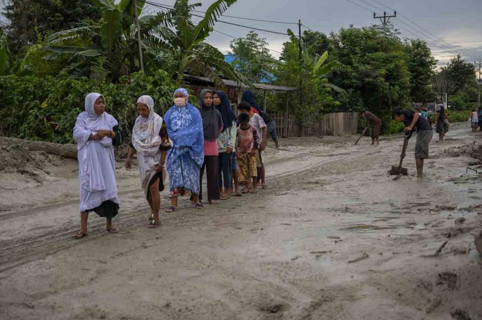 Banjir Lumpur Kembali Terjang Desa Beka Sigi-0