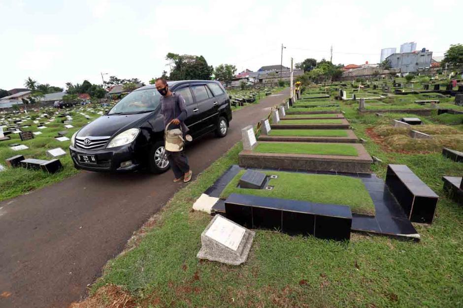 Gubernur DKI Jakarta Akan Tutup TPU di Jabodetabek Saat Lebaran-0
