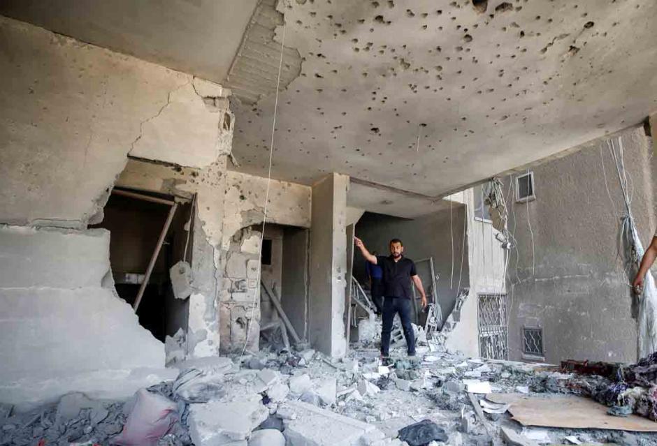 Tangis Pilu Rakyat Palestina di Penghujung Ramadhan Usai Dibombardir Israel-4