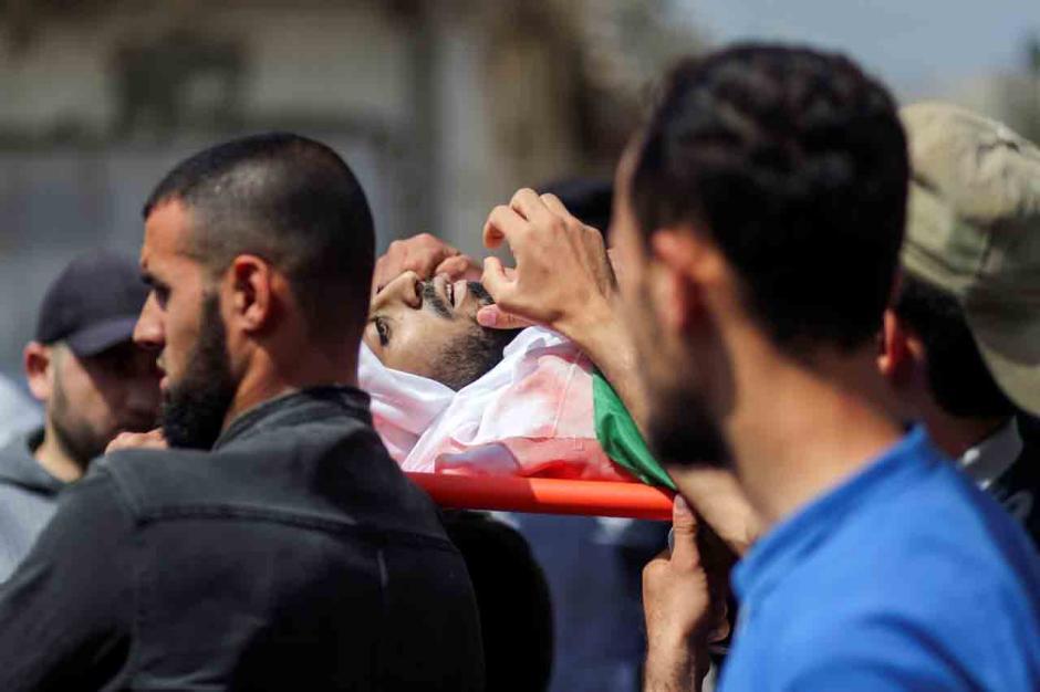 Tangis Pilu Rakyat Palestina di Penghujung Ramadhan Usai Dibombardir Israel-7