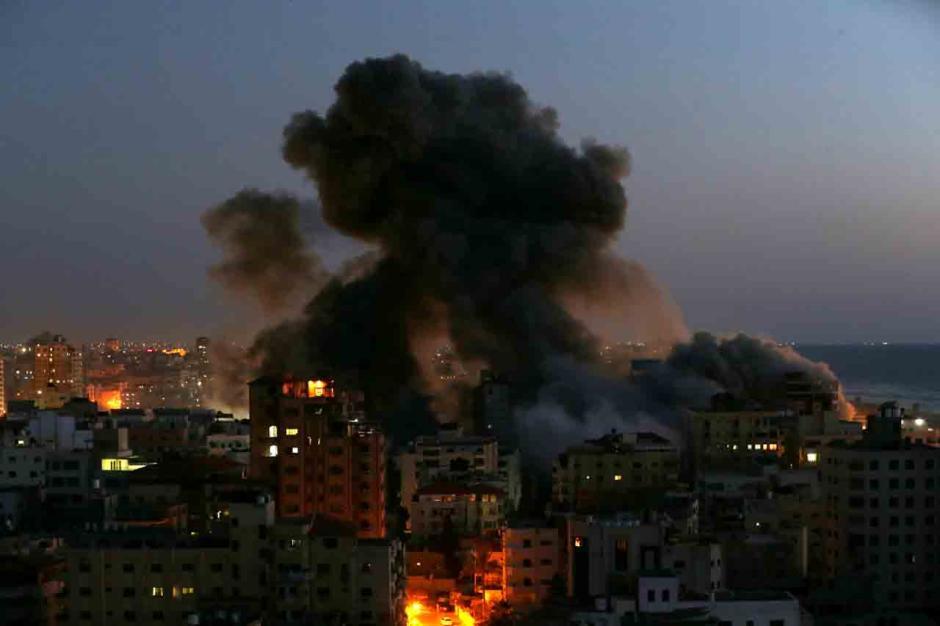 Tangis Pilu Rakyat Palestina di Penghujung Ramadhan Usai Dibombardir Israel-1