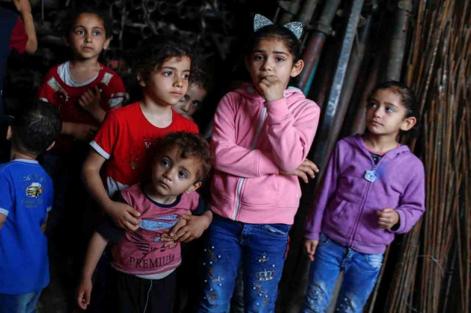Tangis Pilu Rakyat Palestina di Penghujung Ramadhan Usai Dibombardir Israel-9