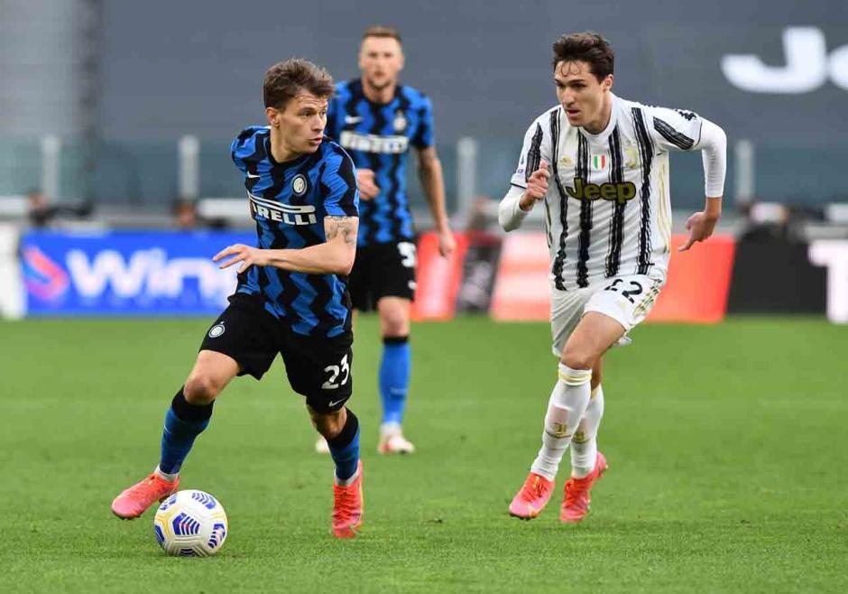 Juventus Tundukkan Inter Milan 3-2-0