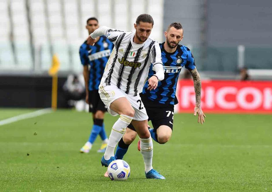 Juventus Tundukkan Inter Milan 3-2-1