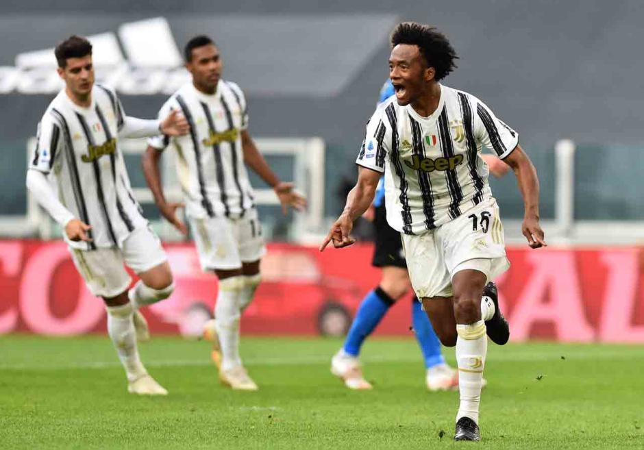 Juventus Tundukkan Inter Milan 3-2-2