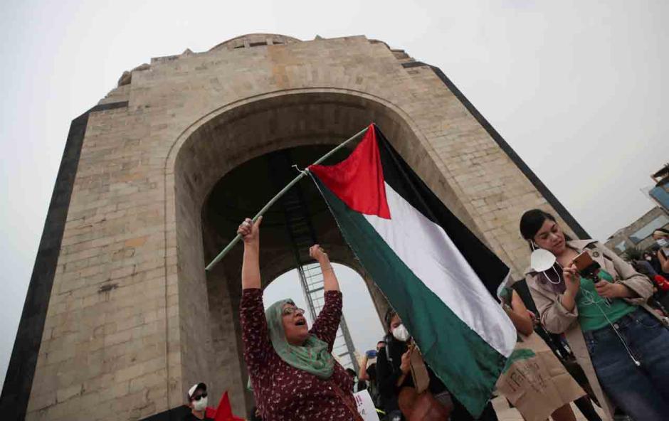 Dukungan Terus Mengalir, Giliran Meksiko Kecam Serangan Militer Israel ke Permukiman Warga Palestina-2