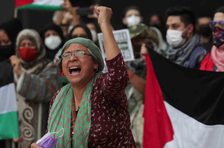 Dukungan Terus Mengalir, Giliran Meksiko Kecam Serangan Militer Israel ke Permukiman Warga Palestina-0